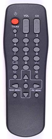 Пульт Panasonic EUR501380 (TV) (CE)