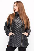 Куртка-21 черный р. 42-48
