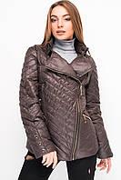 Куртка-21 шоколадный р. 42-48