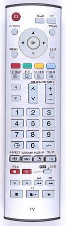 Пульт Panasonic EUR7635040 LCD TV PIP (TV) (CE)