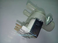 Електромагнітний клапан подачі води для пральної машини 2x180 °, фото 1