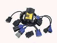 Диагностический сканер Detroit diesel usb-link kit (RP1210)