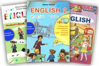 Підручники Англійська мова 2 клас Нова програма