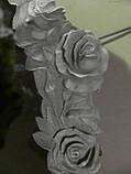 Памятник с розами 2, фото 3
