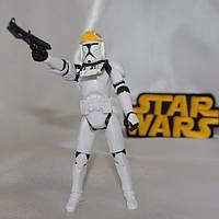 Фигурка Штурмовик Звездные Войны, 10 см, со съемным шлемом, фото 1
