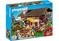 Конструктор Playmobil 5422 Дом в горах, фото 1