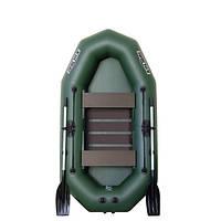Надувная гребная лодка Колибри К-250 Т