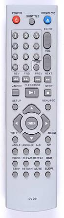 Пульт Patriot DV-201,204,620,626,634,988 (DVD) (CE)