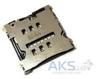 (Коннектор) Aksline Разъем SIM-карты LG D802 G2 / D803 G2 / D805 G2 / LS980 Optimus G2