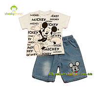 Детский костюм Mickey на мальчика 1 год, фото 1
