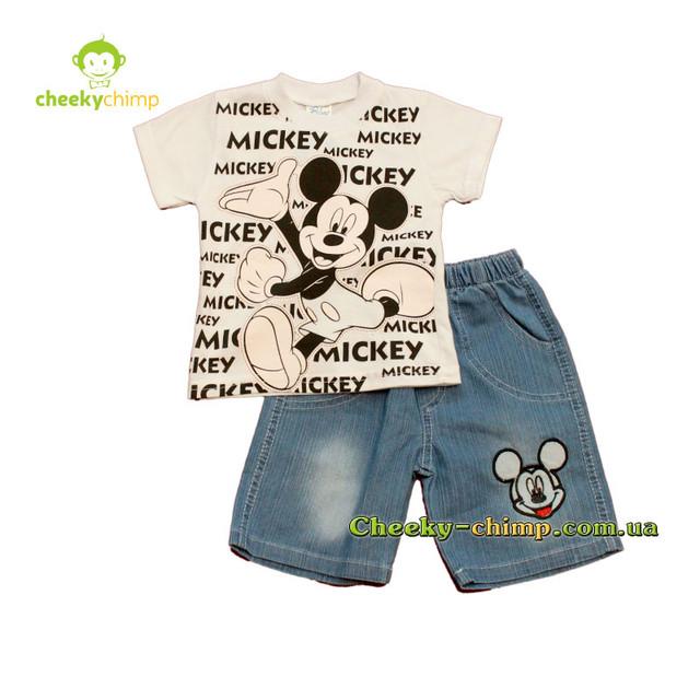 Костюм Mickey на мальчика 1, 2, 3, 4 года