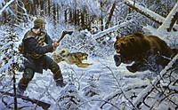 Охотничьи навыки предков