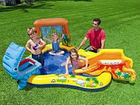 Детский надувной игровой центр Intex 57444