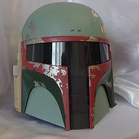Шлем Боба Фетта со звуковыми эффектами, б/у в отличном состоянии, фото 1