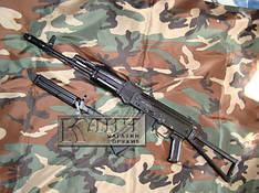 Макет автомата Калашникова АКС-74