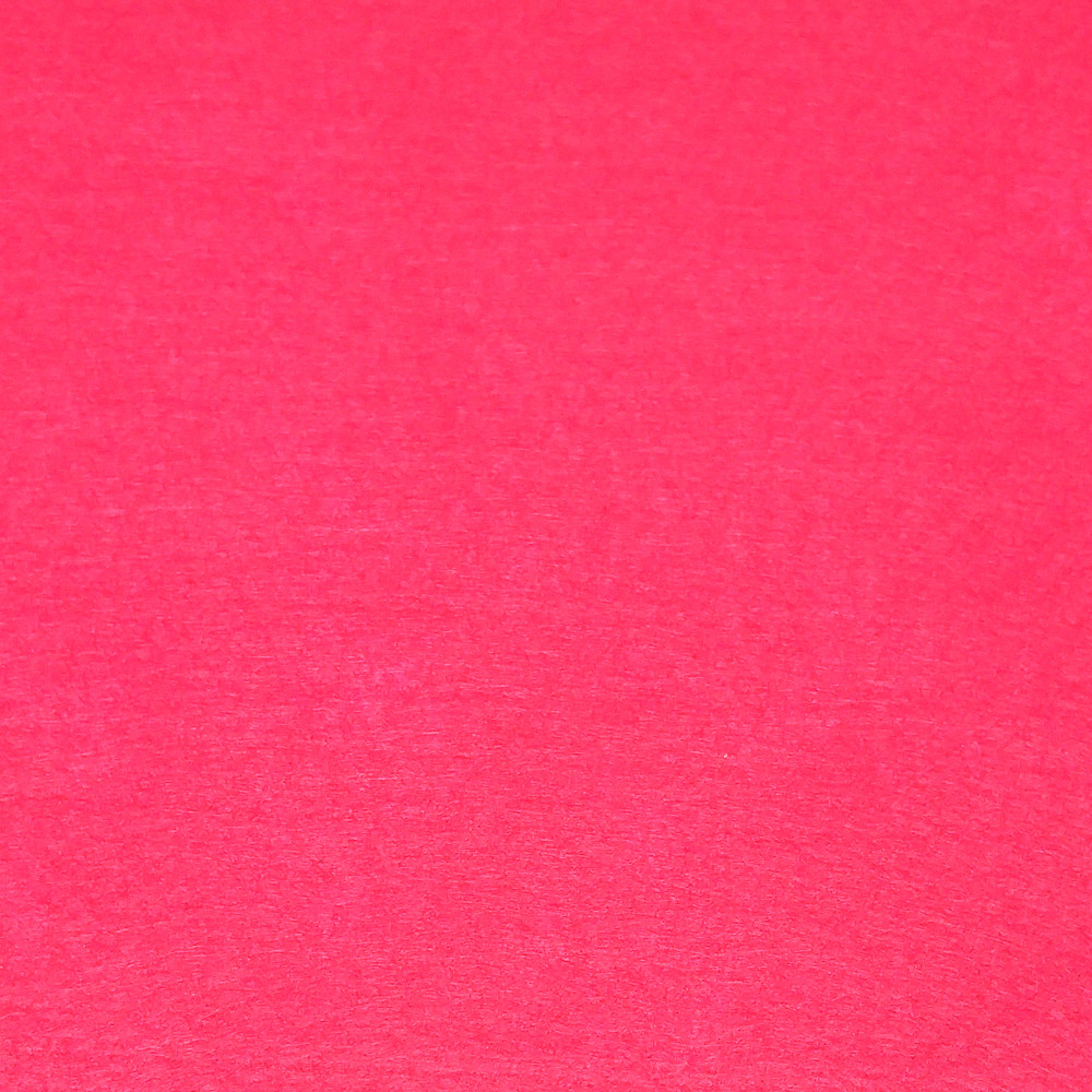 Фетр жесткий 2 мм, 33x25 см, МАЛИНОВЫЙ