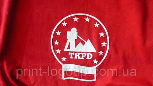 Шелкотрафаретная печать на футболках и тканях в Киеве. Товары и услуги  компании