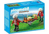 Конструктор Playmobil 5430 Спасатели с носилками, фото 1