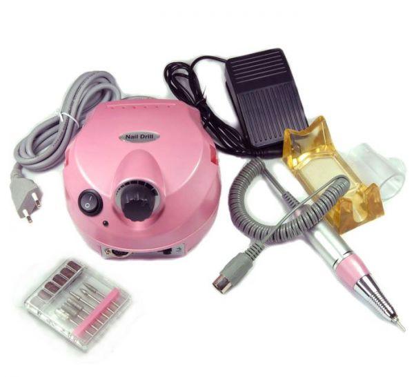 Фрезер для манікюру і педикюру Beauty Nail 202, апарат для манікюру