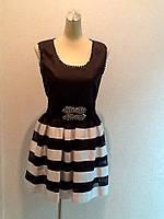 Платье в стиле Gucci короткое пышное, фото 1