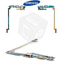 Шлейф для Samsung Galaxy S4 Active i9295, коннектора зарядки, с компонентами, оригинал