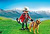 Конструктор Playmobil 5431 Спасатель с собакой
