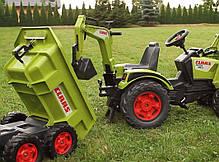 Трактор Педальный с Прицепом и двумя Ковшами Falk 1010W, фото 2