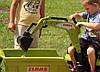 Трактор Педальный с Прицепом и двумя Ковшами Falk 1010W, фото 5