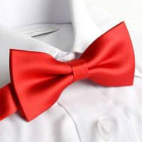 Бабочки галстуки атласные