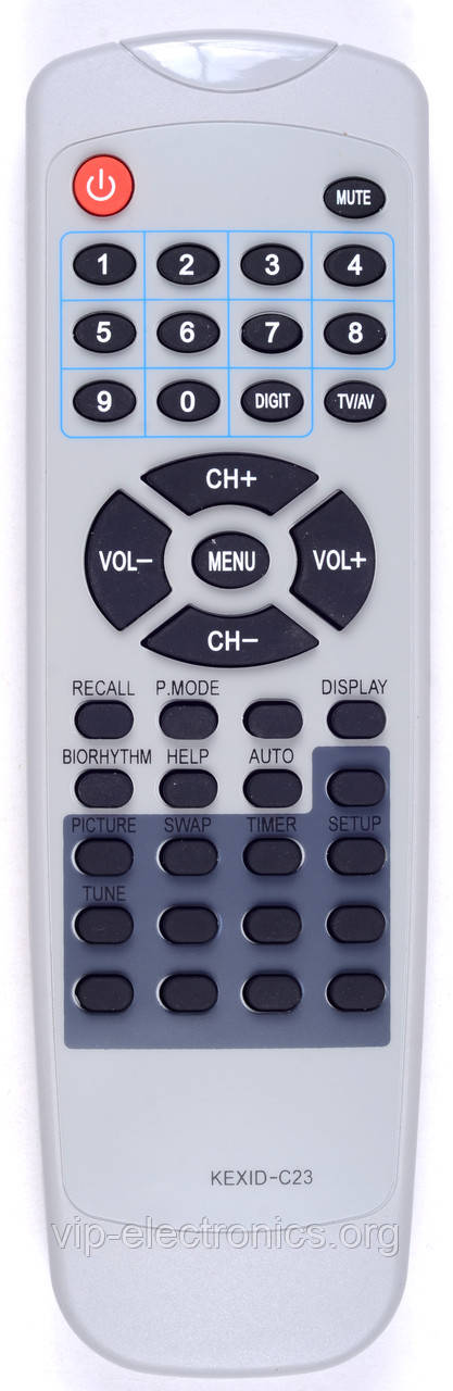 Пульт Rolsen KEX1D-C23 TV,Elektron (CE)