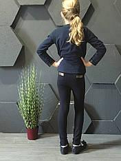 Лосины синие для девочек  Zara, 5-14лет
