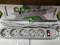Сетевой фильтр удлинитель Maxxtro SPM5-10G