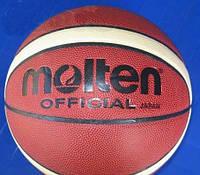 Мяч баскетбольный PU №7 MOLTEN BGM7