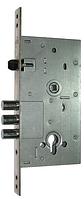Замок для металлических дверей USK 252RL без накладки
