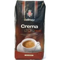 Кофе зерно Dallmayr Crema d'Oro Intensa зерновой 1кг 100% Арабика.