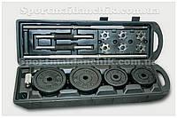 Набір штанга, гантелі 50 кг YORK, фото 1