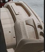 Изготовление матриц (пресс форм) из МДФ по эскизам и чертежам заказчика