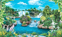 Фотообои *Амазонские водопады* 196х350