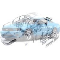 Детали кузова Ford Mustang Форд Мустанг 2010-2012