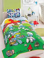 Покрывало и наволочка для детской кровати ТАС SIRINLER