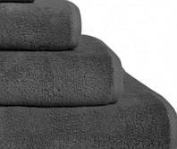 Изысканное полотенце 100х150 Glam HAMAM серое, фото 1