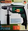✅ Дрель ударная Procraft PS-1050 (металл)