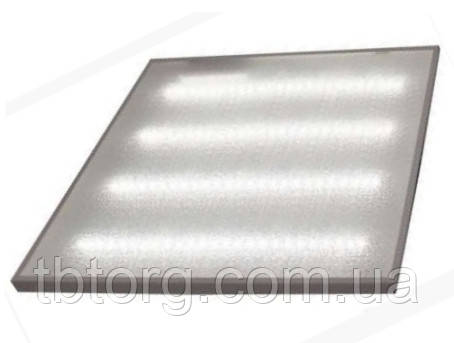 Встроенные светильники в потолок армстронг PRISMATIC 36 Вт 600х600