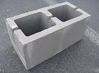 Блок стіновий 390*190*188, шлакоблок