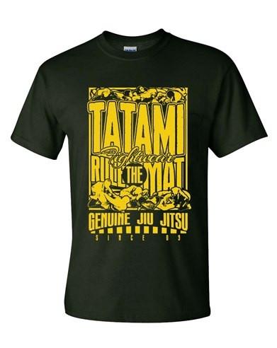 Футболка TATAMI Rule The Mat T-Shirt