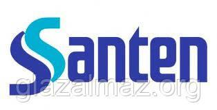 Santen - японский производитель глазных капель