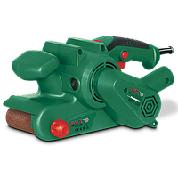 Ленточная шлифовальная машина DWT BS 09-75 V (900 Вт)