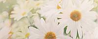 Плитка Атем Ялта настенная облицовочная Atem Yalta 1 Chamomile 200х500 белая
