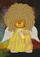 Ангелок со свечой КМР 5158