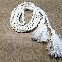 Пояс жіночий плетений